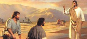 Jesus.calling.His_.disciples